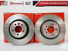 BREMBO BRAKE DISCS FRONT AXLE 360mm VENTED TYPE HIGH-CARBON COATED 09.8877.31