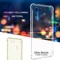 For Google Pixel 3a/3 XL Case Airbag Super Protection Soft Clear Back Cover Slim