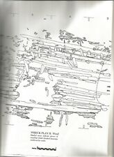 YASSI ADA by Bass & van Doorninck 1982 Vol I FirstEd 7th Century BYZANTINE WRECK