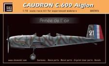 SBS Model 1/72 7014 Caudron C.600 'Armée de l'air' full kit