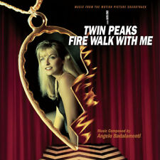 Twin Peaks: Fire Walk With Me CD (1992) ***NEW***