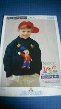 Littlewoods Child's Sweater Knitting Pattern 5832