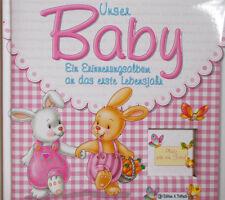 Babyalbum für Mädchen, Jungen, Jungs, Erinnerungsalbum, Album, Fotoalbum Snoopy