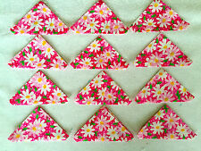 """100 Pieces Triangles /finished size 2 """"#2647"""