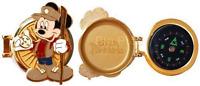 Disney Pin 53483 DLR Camp Pin-e-ha-ha Compass Mickey Mouse Event Exclusive LE