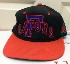 RARE VTG 90s Cardinal Cap University of Florida Gators Cap Snapback Orange Black