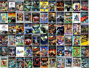 PS2 Playstation 2 z.B. Kingdom Hearts Spyro Tekken Need for Speed Crash LEGO