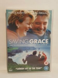 SAVING GRACE DVD (2000) Brenda Blethyn  Craig Ferguson  UK R2 DVD #FAB