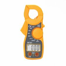 HDE Portable AC/DC Digital Voltage Multimeter Tester Electronic Clamp OHM Amp...