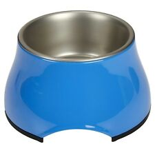 Dogit 2 in 1 Elevated Dog Dish Blue 300ml