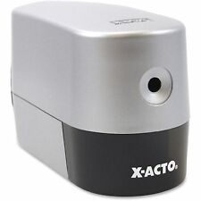 X-Acto Pencil Sharpener Electric Sliver 19240