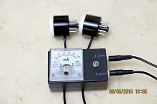 Analog Meter tube amp bias tester  6L6 6V6 EL34 KT88 or 7591 probe