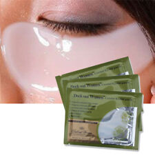 10 Pair Anti Wrinkle Dark Circle Gel Eyelid Collagen Under Eye Patches Pad Mask