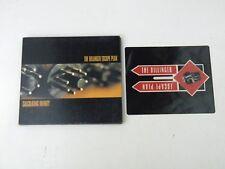 THE DILLINGER ESCAPE PLAN - CD DIGIPACK + STICKER BAND 1999 RELAPSE VG++/VG+