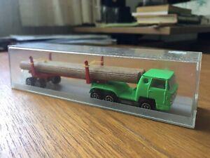 Majorette Log Transporter