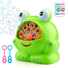 Betheaces Bubble Machine, Automatic Durable Bubble Maker 500 Bubbles per Minute