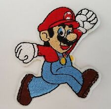 Mario Character Super Mario Iron On Patch Sew on Transfer Badge