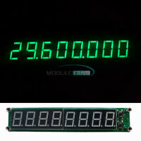 0.1-60MHz 20MHz~2.4GHz RF Signal Frequency Counter Cymometer Tester 8LED Display