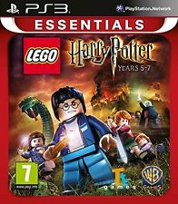 Lego Harry Potter Años 5-7 (PS3) Nuevo Sellado Essentials Gama