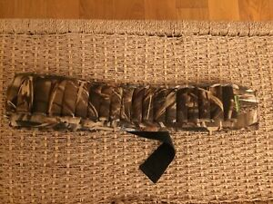 Camouflage Cartridge Belt