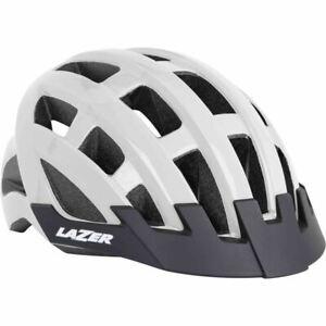 Lazer Compact Helmet, White, Uni-Adult