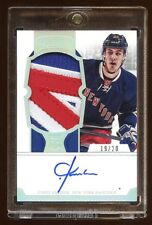 2012 DOMINION CHRIS KREIDER RC AUTO #D /20 PATCH LOGO MINT *NAME PLATE* PATCH