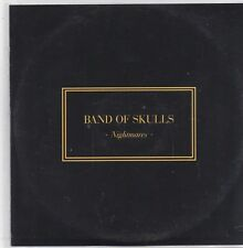 Band Of Skulls-Nightmares promo cd single