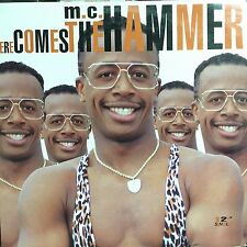 """MC HAMMER HERE COMES THE HAMMER 12"""""""
