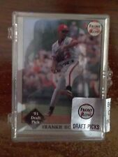 1991 Front Row Baseball Draft Picks Complete Boxed Set - LIMITED EDITION