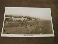AH&S Real Photographic postcard - The Sands - Ramsgate - Thanet Kent