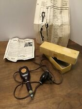 Vintage Ideal Electric Marker Engraver #11-100 In Box With Instructions