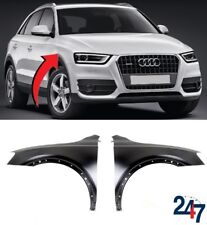 NEW AUDI Q3 2011 - 2015 FRONT WING FENDER LEFT N/S RIGHT O/S PAIR SET