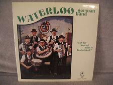 Watherloo German Band, Authentic German Music, Crusade Records LP 269-03, SEALED