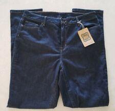 LL Bean Womens True Shape Classic Fit Jeans Size 16 MT NWT New Dark Wash