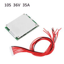 10s Cells 36V 35A Balancing Li-ion Lithium 18650 Battery BMS Protection Boards
