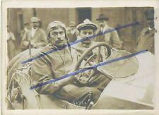 MERCEDES Grand Prix de Lyon 1914  WAGNER photo originale
