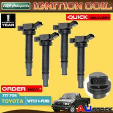 4x Ignition Coil for Toyota Landcruiser Prado GRJ120 Hilux 4Runner 9091902248