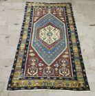 Farmhouse Rug, Anatolian Vintage Handmade Cappadocia Rug Area Carpet 3.6x6.5 ft