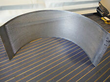 Fitzpatrick FitzMill Hammer Mill Screen 1530 0013 Round Mesh Perforated