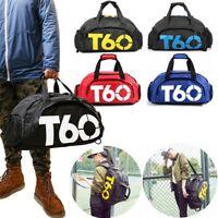GYM Sport Bag Backpack Duffle Fitness Yoga Large Travel Holdall Shoulder Handbag
