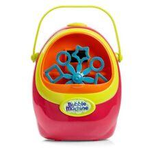 Bubble Machine - Blower Kids Party Toy Garden Birthday Dj Disco Bottle Bubbles