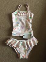 Girls Bikini, Tankini, Next, 3-6 Months, Bnwt