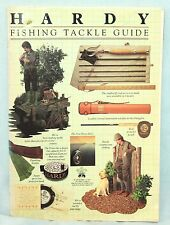 1983 Hardy ANGLER'S GUIDE Fishing Tackle Catalogo delle canne mulinelli MOSCHE 95 P. PGS