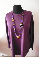 Mini-Damenkleider im Tuniken-Stil aus Polyester ohne Muster