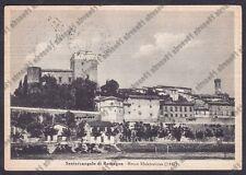 RIMINI SANTARCANGELO DI ROMAGNA 06 Cartolina VIAGGIATA 1949