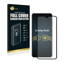 FULL Cover Samsung Galaxy a70 protezione blindato Pellicola 9h Pellicola carro armato nero