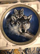The Bradford Exchange Plate # 692A Gentle Love 2nd Issue Tender Devotion