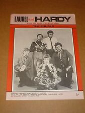 """Equals """"Laurel And Hardy"""" sheet music"""