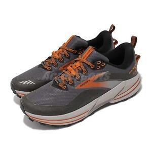 Brooks Cascadia 16 GTX Grey Men Gore-Tex Trail Running Shoes 1103771D 060