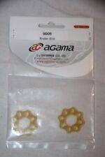 Agama  RC - BRAKE DISK - disques de frein - 2 pièces -  0009